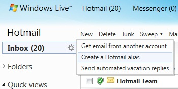 Hotmail Tools Icon
