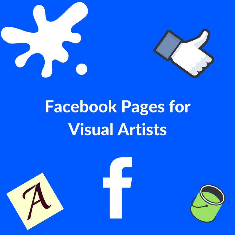 Facebook Pages for Visual Artists Workshop